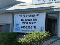 Santa Paula Airport (SZP) - CP AVIATION-We Teach the World to Fly. - by Doug Robertson