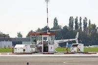 Essen/Mülheim Airport - Petrol Station of Essen Mülheim Airport, Germany, ESS/ EDLE - by Air-Micha