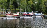 Greenville Seaplane Base (52B) - Currier's Flying Service - by J.G. Handelman
