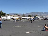 Santa Paula Airport (SZP) - 80th Anniversary Airshow - by Doug Robertson