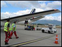 Geneva Cointrin International Airport, Geneva Switzerland (LSGG) - Saab 2000 Régional BOD/GVA - by Jean Goubet/FRENCHSKY
