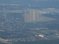 Eagle Creek Airpark Airport (EYE) - Looking SW - by Bob Simmermon