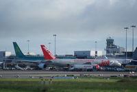Dublin International Airport, Dublin Ireland (EIDW) - Dublin - by Piotr Tadeusz
