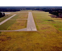 Lakeland/noble F. Lee Memorial Field Airport (ARV) - Short final, runway 18, Lakeland - by Gary Dikkers
