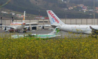 Tenerife North Airport (Los Rodeos), Tenerife Spain (GCXO) - Tenerife North - by Thomas Ranner