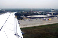 Tegel International Airport (closing in 2011), Berlin Germany (EDDT) - Air Berlin flight to Munich, onboard D-AIPT - by Tomas Milosch