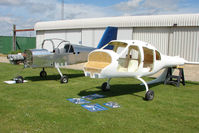 Fenland Airfield - Kit Builds with Jabiru 3300 Engines on display at 2009 May Fly-in at Fenland - by Terry Fletcher