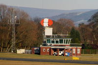 Woodford Aerodrome - the Tower at Woodford - by Chris Hall