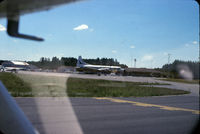 Brainerd Lakes Regional Airport (BRD) - Taken from N45574. - by GatewayN727