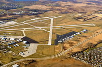 Dane County Rgnl-truax Field Airport (MSN) - Initial for RWY 32 - by Gary Dikkers