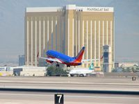 Mc Carran International Airport (LAS) - Southwest Airlines & Mandalay Bay - by SkyNevada - Brad Campbell