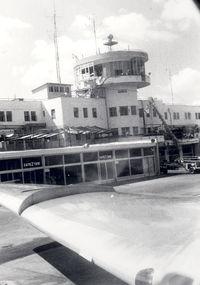 Ben Gurion International Airport - Tel Aviv , LOD airport Sep 1964 - by Henk Geerlings
