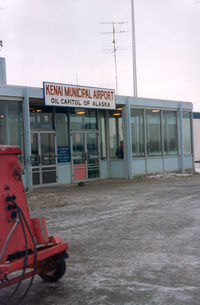 Kenai Municipal Airport (ENA) photo
