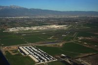 Chino Airport (CNO) - Airport overview while on downwind for 26R - by Nick Taylor Photography