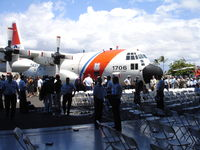 Kalaeloa (john Rodgers Field) Airport (JRF) - 6505 memorial CGAS Barbers. JRF. - by Ewa Marine