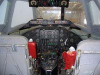 Toronto/Downsview Airport (Downsview Airport), Toronto, Ontario Canada (CYZD) - Viscount simulator at Toronto Aerospace Museum - by Mark Pasqualino