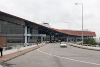 Noi Bai International Airport - New terminal...and a few baggage problems. - by Bill Mallinson