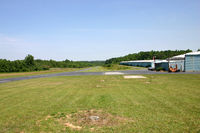 Southeast Greensboro Airport (3A4) - Looking down Rwy 35. The staff were friendly, welcoming, and generous. - by Jamin