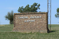 Canton-hackney Airport (7F5) - Canton Airport sign - by Zane Adams