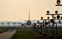 Tegel International Airport (closing in 2011), Berlin Germany (EDDT) - D-AHFM is still waiting for all-clear........... - by Holger Zengler