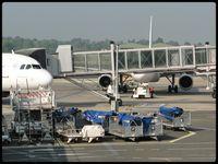 Bordeaux Airport, Merignac Airport France (LFBD) - parking C6 - by Jean Goubet-FRENCHSKY