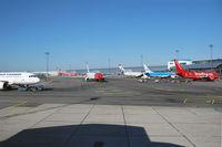 Copenhagen Airport, Kastrup near Copenhagen Denmark (EKCH) - Copenhagen Airport, Terminal B - by Tomas Milosch