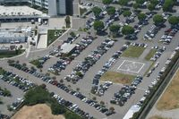 Presbyterian Intercommunity Hospital Heliport (31CL) - Taken while overflying the helipad - by Nick Taylor Photography