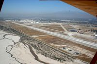 San Bernardino International Airport (SBD) - Turning downwind for Rwy.6 - by Nick Taylor Photography
