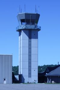 St Paul Downtown Holman Fld Airport (STP) - Control Tower - by Timothy Aanerud