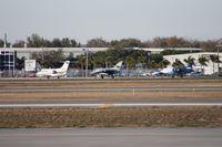 Sarasota/bradenton International Airport (SRQ) - Sarasota ramp - by Florida Metal