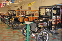Valle Airport (40G) - The Airport terminal building at Valle AZ is home to a wonderful collection of motor vehicles and model aircraft - well worth a stop enroute to or from Grand Canyon - by Terry Fletcher