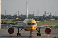 Milan Rastislav Štefánik Airport (Bratislava Airport) - DHL - by Luigi