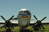 South Big Horn County Airport (GEY) - KC-97 @ GEY - by Daniel Ihde