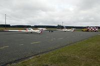 RAF Woodvale - Air Cadets flightline - by Joop de Groot