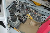 Ellsworth Afb Airport (RCA) - F-106 Cockpit at the South Dakota Air and Space Museum, Box Elder, SD - by scotch-canadian