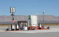 California City Municipal Airport (L71) - Fuel pumps - by JOE PHILLEY