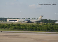 Charleston Afb/intl Airport (CHS) - C17 - by J.B. Barbour