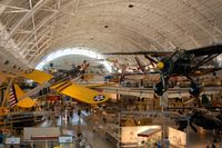 Washington Dulles International Airport (IAD) - Steven F. Udvar-Hazy Center, Smithsonian National Air and Space Museum, Chantilly, VA - by scotch-canadian