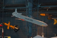 Washington Dulles International Airport (IAD) - AGM-86B Cruise Missile at the Steven F. Udvar-Hazy Center, Smithsonian National Air and Space Museum, Chantilly, VA - by scotch-canadian
