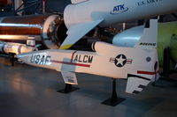 Washington Dulles International Airport (IAD) - AGM-86A Cruise Missile at the Steven F. Udvar-Hazy Center, Smithsonian National Air and Space Museum, Chantilly, VA - by scotch-canadian