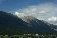 Innsbruck Airport, Innsbruck Austria (LOWI) - view from terrace - by Thomas Ranner