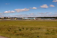Luxembourg International Airport, Luxembourg Luxembourg (ELLX) - Cargo-Center at Luxembourg - by Friedrich Becker