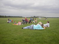 Teuge International Airport - Spotters Area  Teuge Airport - by Henk Geerlings