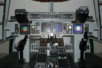 Dover Afb Airport (DOV) - C-17 Cockpit Simulator at the Air Mobility Command Museum, Dover AFB, DE - by scotch-canadian