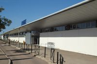 Calvi Sainte-Catherine Airport, Calvi France (LFKC) - The new terminal  - by Michel Teiten ( www.mablehome.com )