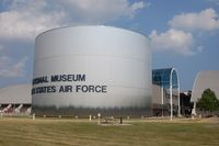 Wright-patterson Afb Airport (FFO) - Air Force Museum - by Florida Metal