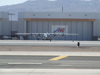 Phoenix Sky Harbor International Airport (PHX) - Air National Guard - by Eagar