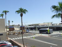 Phoenix Sky Harbor International Airport (PHX) - Terminal 2 - by Eagar