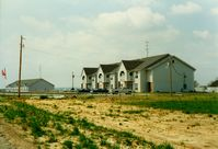 William L. Whitehurst Field Airport (M08) - Student Housing at Bolivar International School of Aeronautics, William L. Whitehurst Field, Bolivar, TN - April 1989 - by scotch-canadian