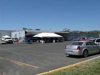Santa Paula Airport (SZP) - James 'Seamus' McCaughley, Jr. Memorial-with his aerobatic ride N540BE Christen EAGLE II. 19 December 1967-3 July 2011. - by Doug Robertson